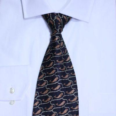Po River neckties by Kruwear