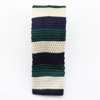 knitted necktie neck tie Kruwear men's wear