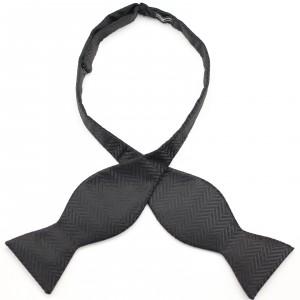 Kruwear adjustable selftie self-tie bowtie bow tie