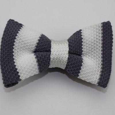 Kruwear knitted bow tie bowtie bow-tie