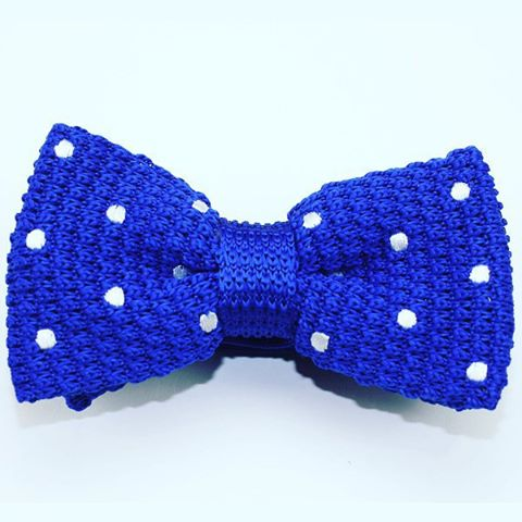 Bow Ties Pre-Tie - Knitted