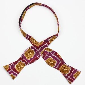 Bushrod Island self tie by Kruwear