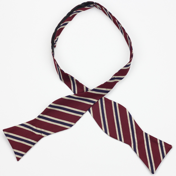 Bow Ties Self-Tie - Silk