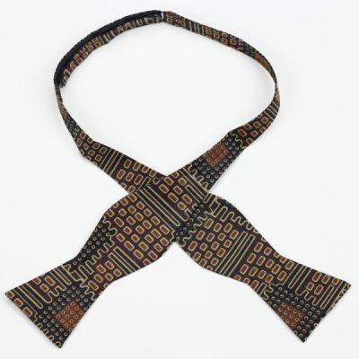 kruwear self tie bow tie