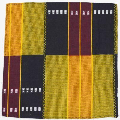 Nkroful Kruwear pocket square