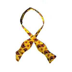 44th POTUS self-tie bow tie by Kruwear