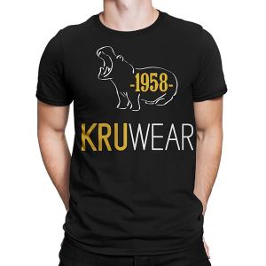 Kruwear T-shirt tshirts category menwear