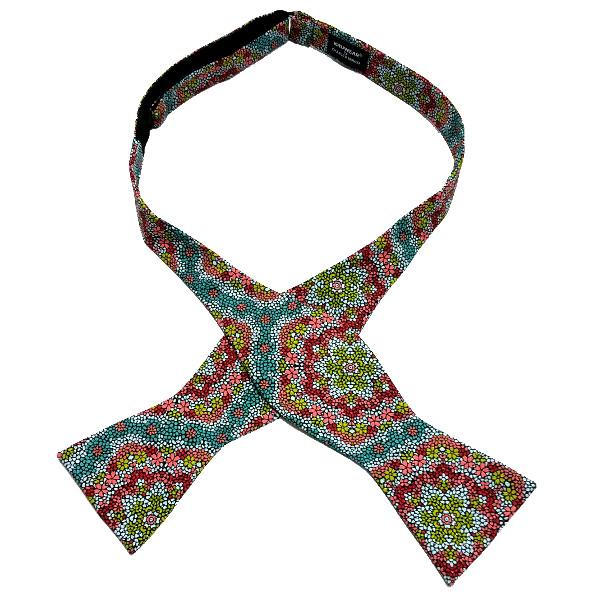 Kruwear bow tie Koko Chicago collection