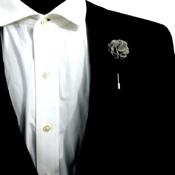 Lapel Flower Pins