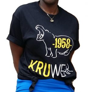Kruwear menswear t-shirts Chicago