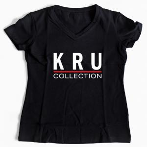 Kruwear female Kru Collection t-shirt