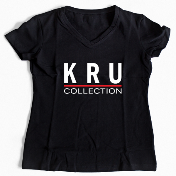Kruwear female Kru Collection t-shirt