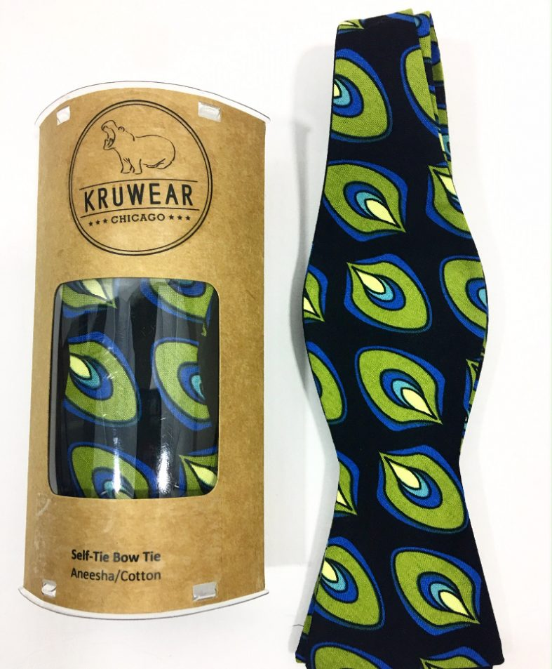 St. Patrick's Day - Go green with Kruwear Bow Tie