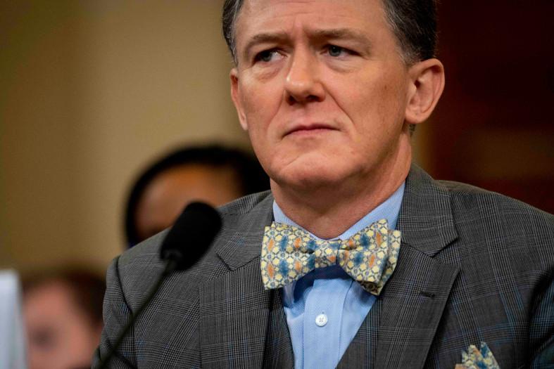 George Kent bow tie