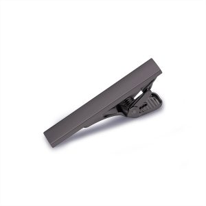 Dark Brown Tie Bar Tie Clip