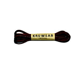 brown shoelace