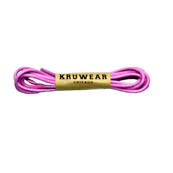 candy pink shoelace
