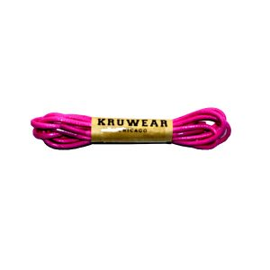 hot pink shoelaces