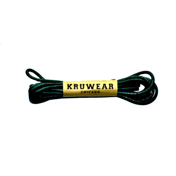 Olive shoelace