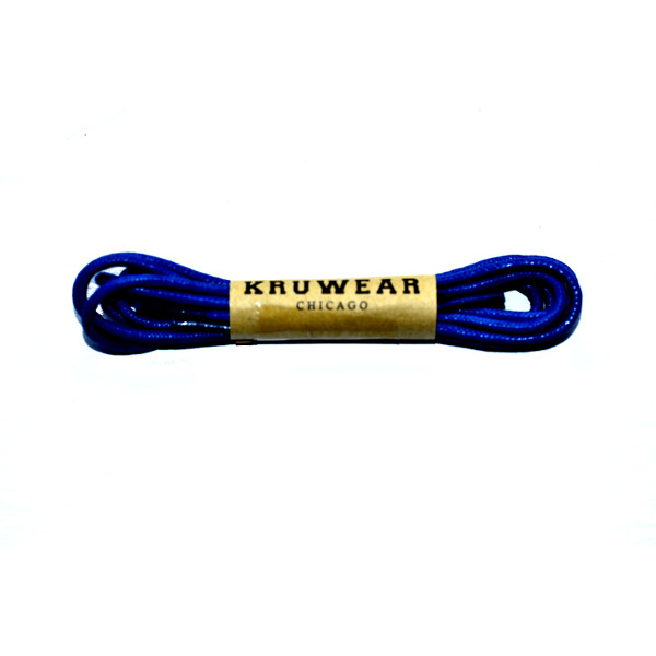 royal blue shoelace