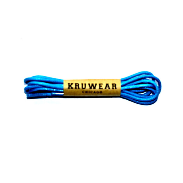 sky blue shoelace