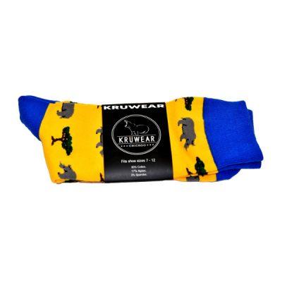 rhino men's dress sock