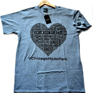 Chicago Hyde Park Cloud T-Shirt