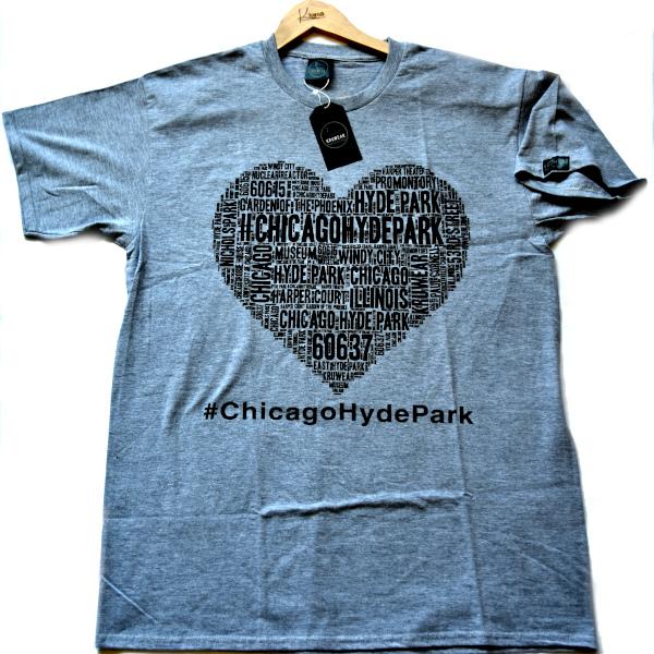 Chicago Hyde Park Cloud T-Shirt