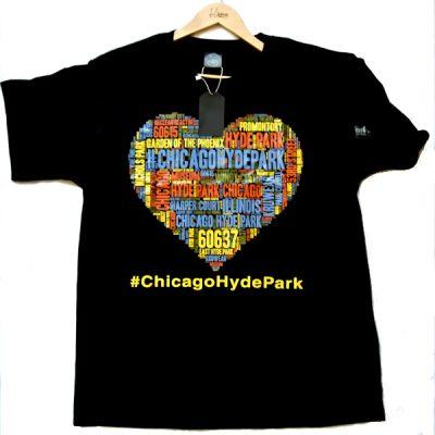 Chicago Hyde Park T-Shirt