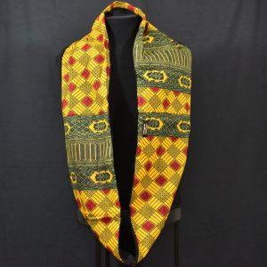 Kruwear unisex infinity loop scarf