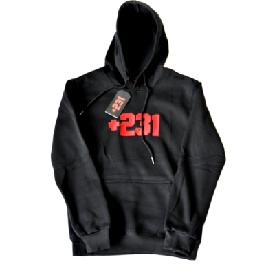 +231 Embroidered Logo Hoodies