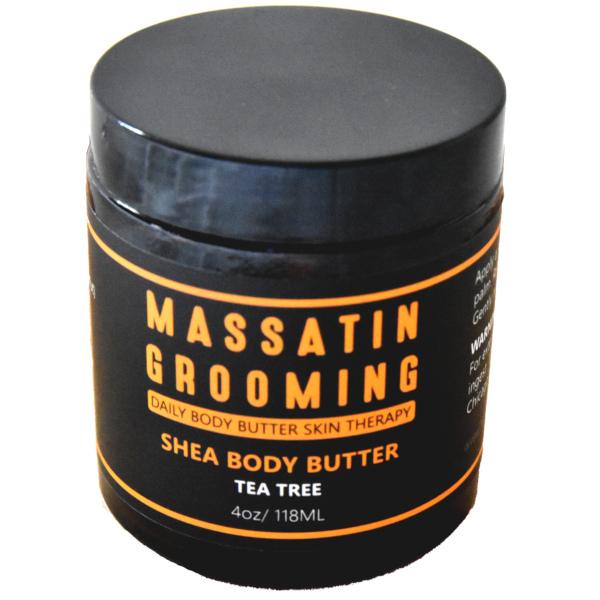 Tee Tree Shea Body Butter