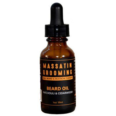 Massatin Grooming beard oil